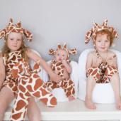 Костюмы жирафов