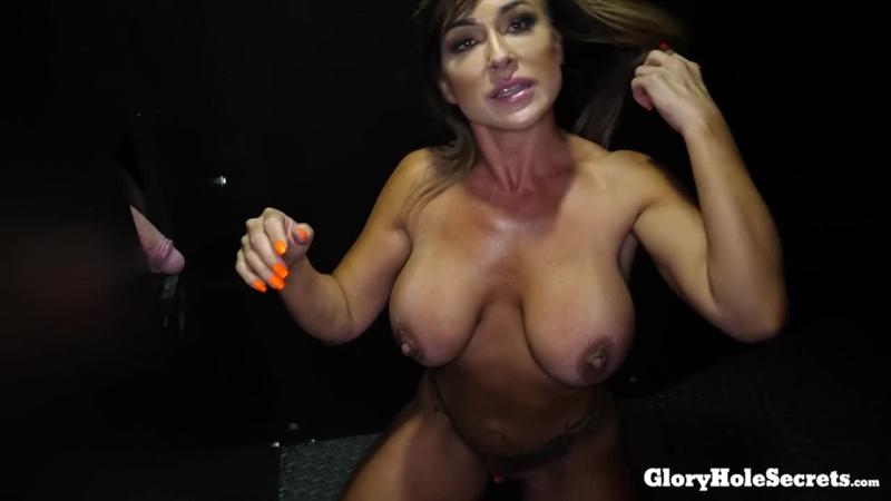 Aubrey Black - Aubrey Bs First Gloryhole Video, Porno, 9 cumshots, Big Tits, Blow Jobs, Busty, Cum in mouth