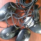 мышки оптические USB б.у.