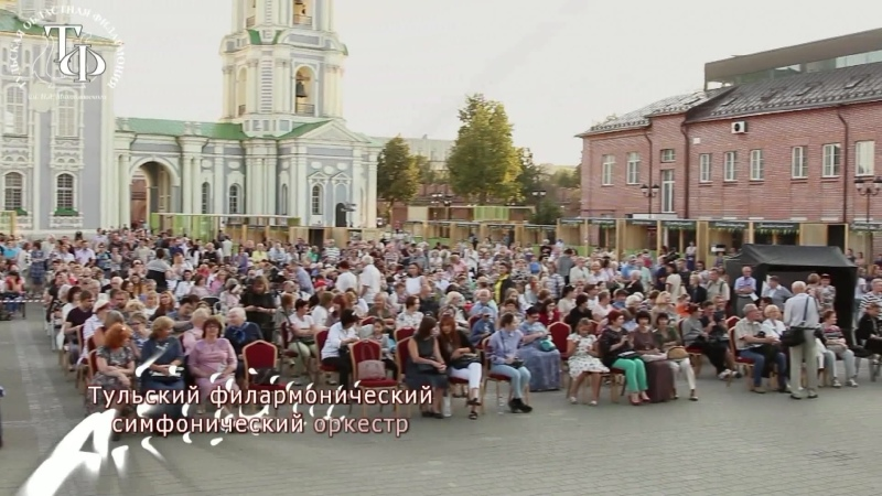 Кремлевская опера open-air - PROMO ролик Опера semi-stage