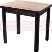 Кухонный стол из ЛДСП Дрезден М-2 ДС/ВН (Дуб светлый) 04