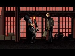 The Batman / Бэтмен (2004-2008) : Сезон 1 Серия 3 – «Call of the Cobblepot» дубляж Пифагор (РЕН ТВ)