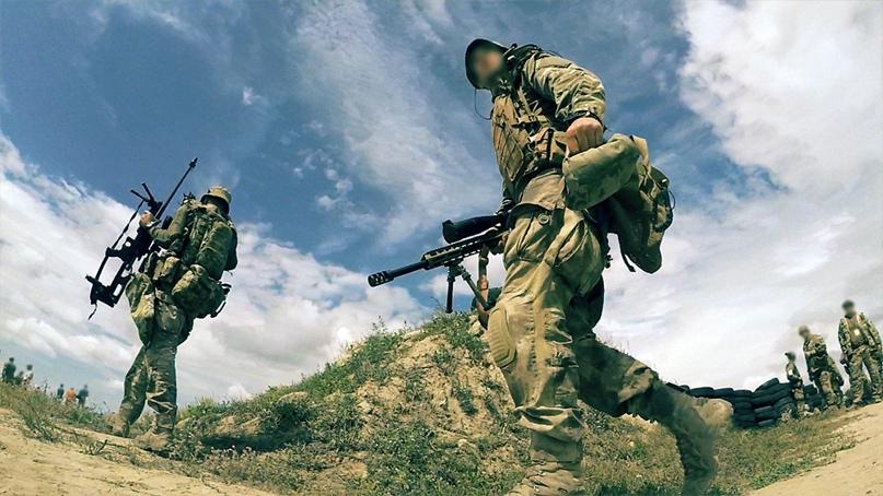 Выбор и оборудование огневой позиции снайпера, изображение №1