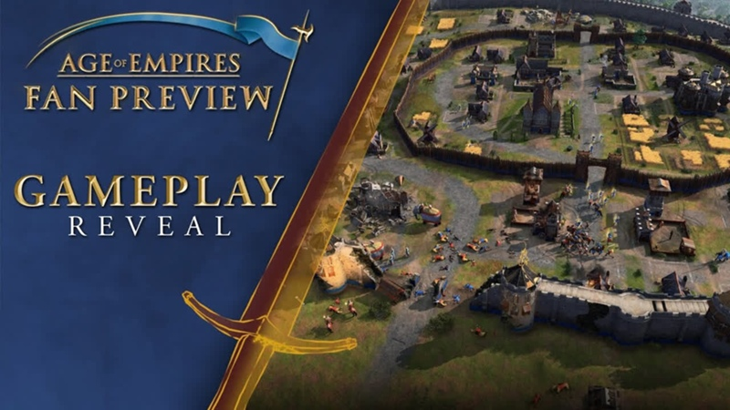 Age of Empires IV - Gameplay с презентации