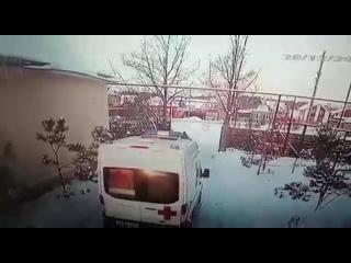 Угон машины скорой