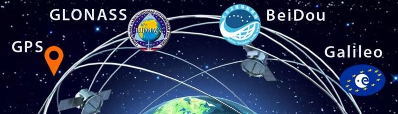 Бэйдоу на равне с другими системами глобальной навигации