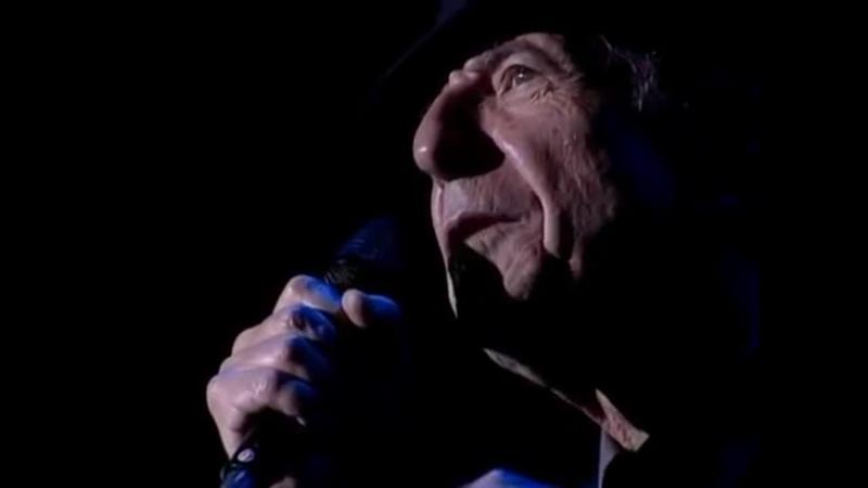 Leonard Cohen Recitation w N L