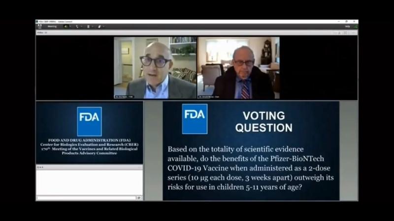 Dr Rubens na FDA Nunca aprenderemos sobre o quão segura é a vacina até começarmos a aplicá la É assim que funciona