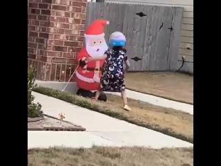 Когда не дождалась подарков