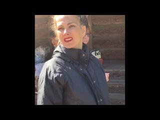 Рабочие моменты съёмки клипа гимна про женщин 2 части