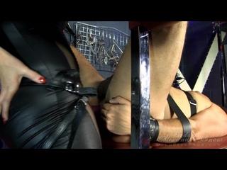 Goddess Alexandra Snow - Multi-Slave Fuck [Leather Femdom Mistress Anal БДСМ Strapon Latex Фемдом BDSM Bondage Госпожа]
