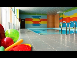 Открытые занятия . Детский бассейн. СОП