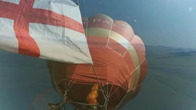 Вокруг света на воздушном шаре 3 серия