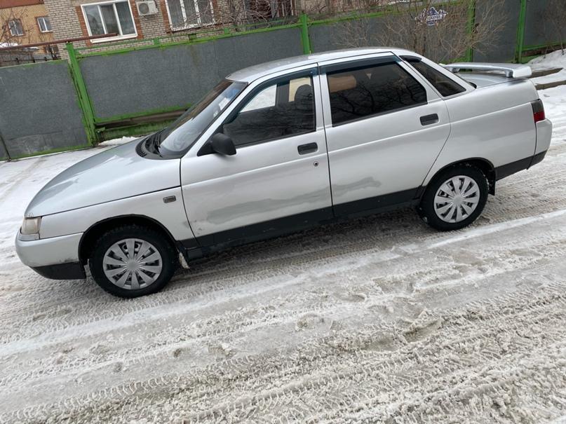 Купить ВАЗ 2110 2002г состояние хорошие, дно | Объявления Орска и Новотроицка №13657