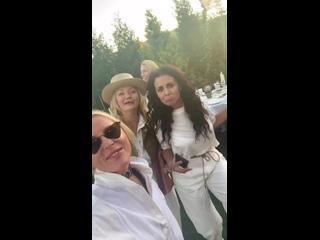 Katya Osadcha b-day party ()