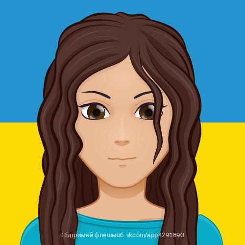 Анна Громова, Украина