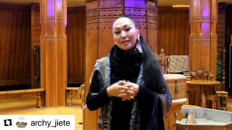 Видео от Юлияны Кривошапкиной