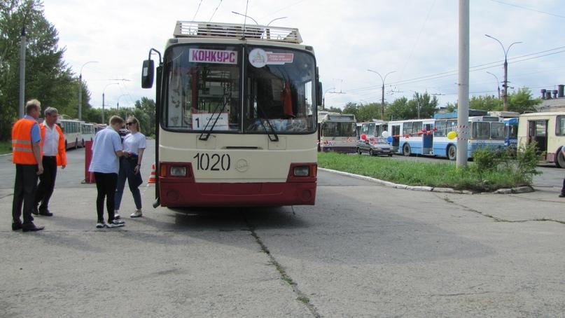 Конкурс профессионального мастерства среди водителей троллейбуса— 2021., изображение №74