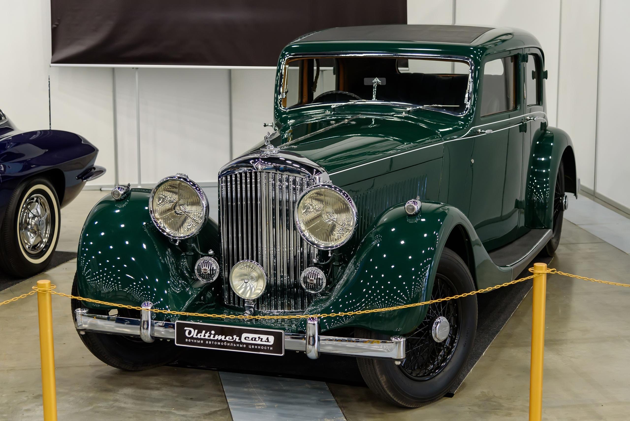 Bentley 4¼ Litre Sports Saloon 1936