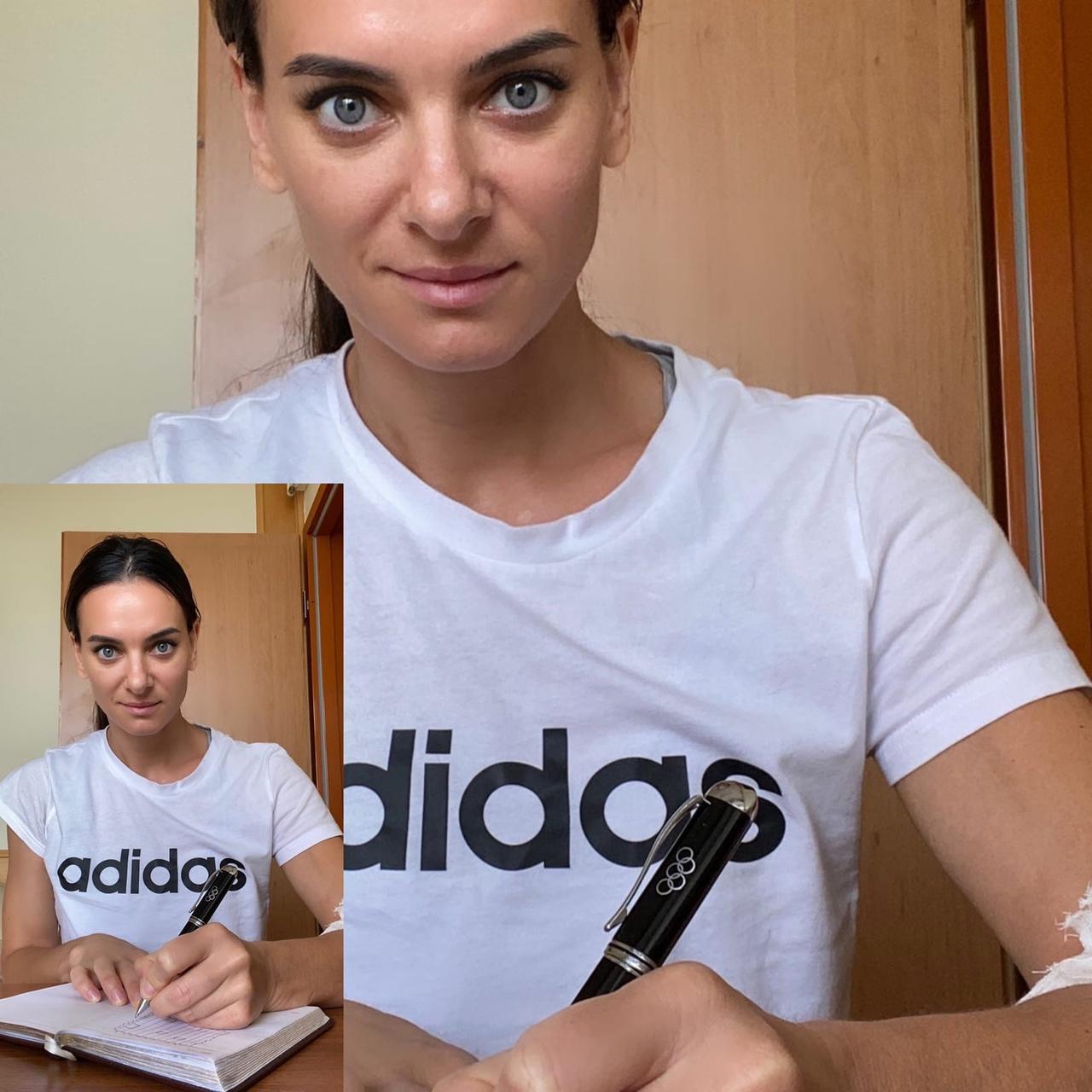 фото из альбома Елены Исинбаевой №8