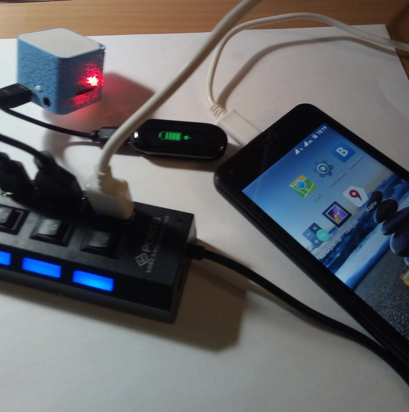 USB2.0 High Speed Hub 4   Объявления Орска и Новотроицка №28658