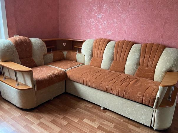 Продам раскладной диван в отличном состоянии, 10 0...