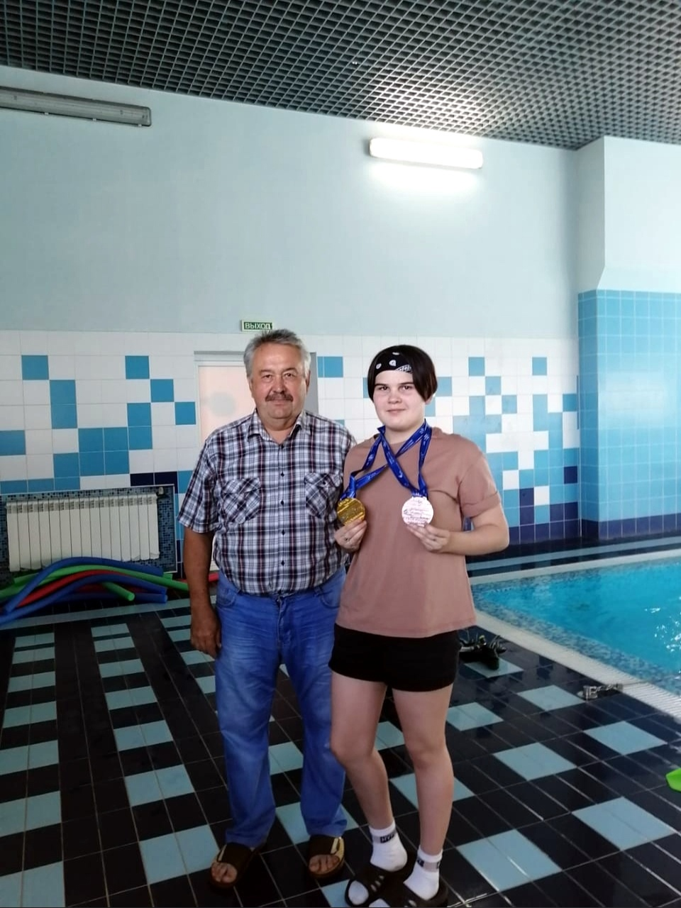 На Кубке России по плаванию можгинские девочки