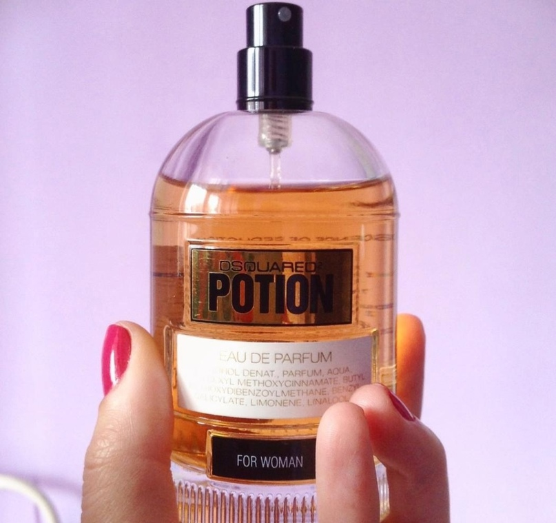 Dsquared2 Potion (жен) 100 ml. 1580 руб