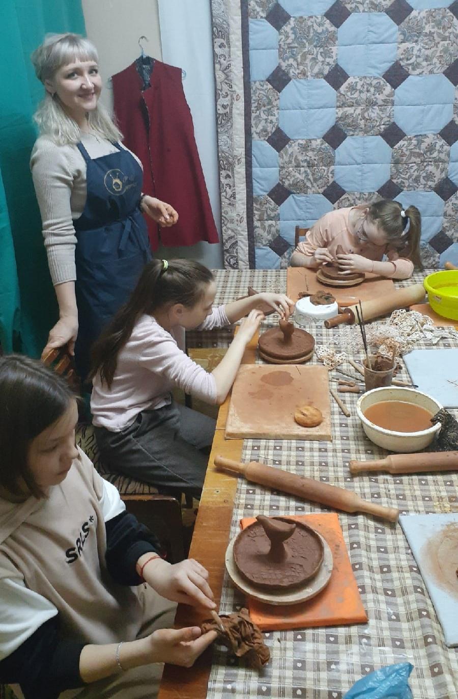 МАСТЕР-КЛАСС.Одним из главных православных праздников весны является