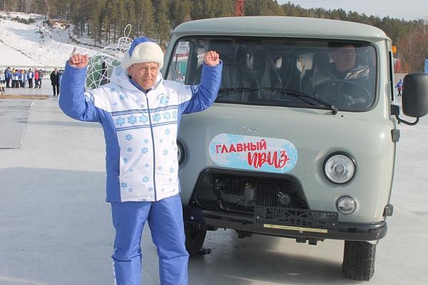 В Бурятии чиновник присвоил и продал машину, которую его команда выиграла на сельских играх   Он... [читать продолжение]
