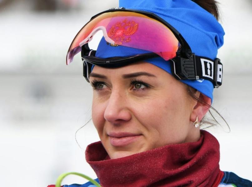 Российская биатлонисткаМаргарита Васильевасможет выступать на соревнованиях с...