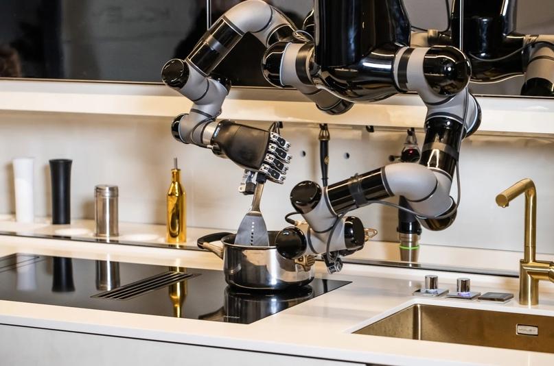 Как развивают искусственный интеллект у роботов или как заставить машину думать?, изображение №5