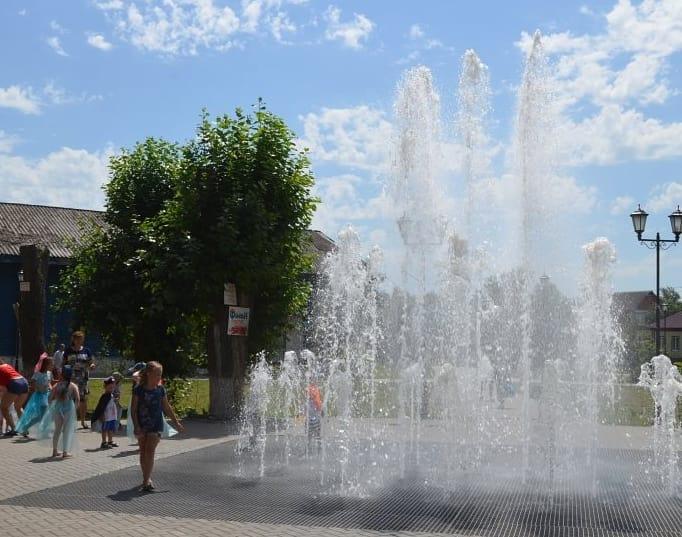 На этой неделе в Петровске планируют запустить в работу городские фонтаны