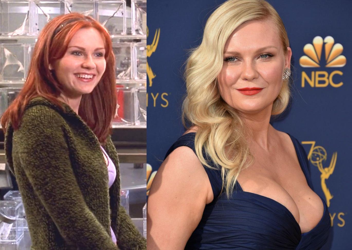 Актрисы из фильмов конца XX - начала XXI века. Тогда и сейчас.