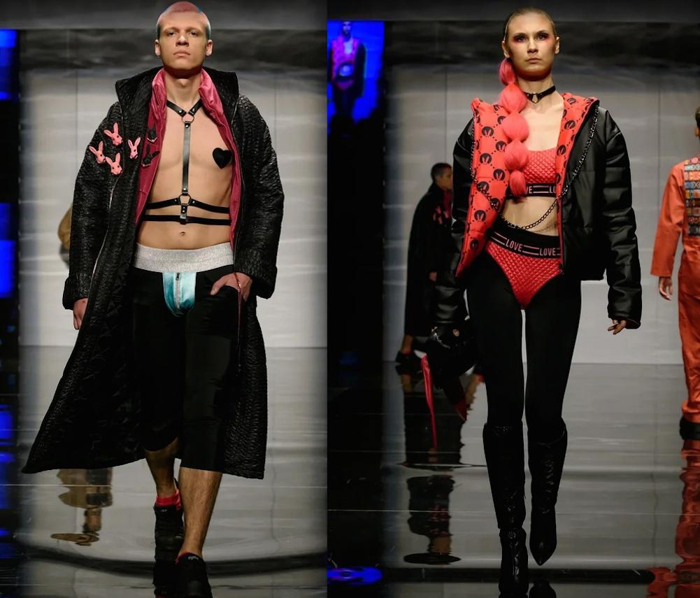 В Петербурге показали моду следующего сезона: молодые дизайнеры приняли участие в опросе Metro