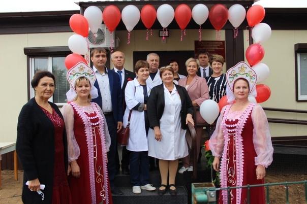 В Ахтубинском районе начали работу три новых ФАПа....