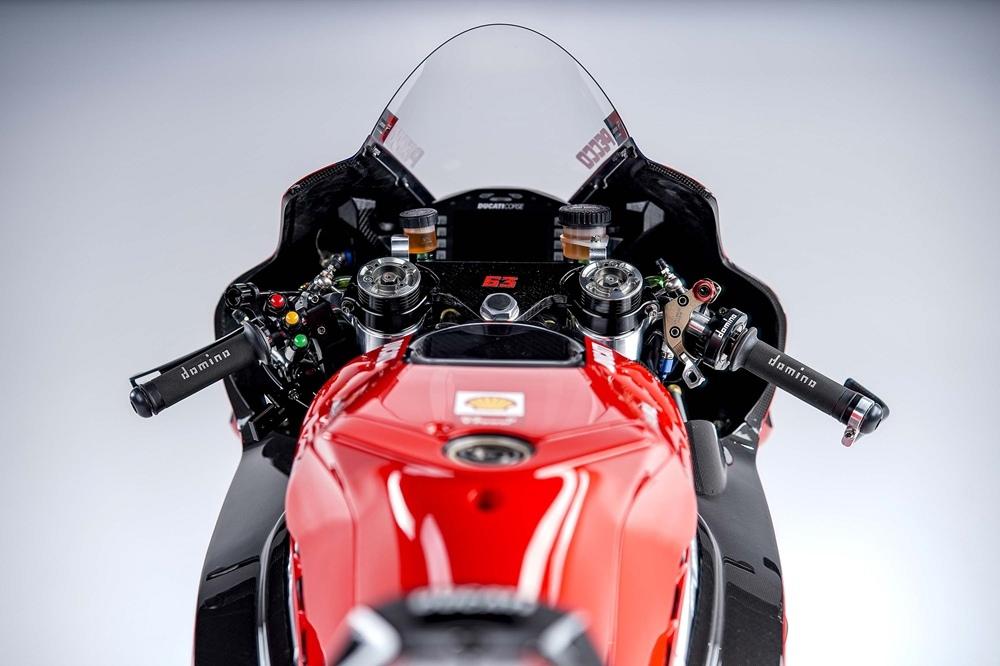 Команда Gresini Racing пересядет на Ducati в 2022