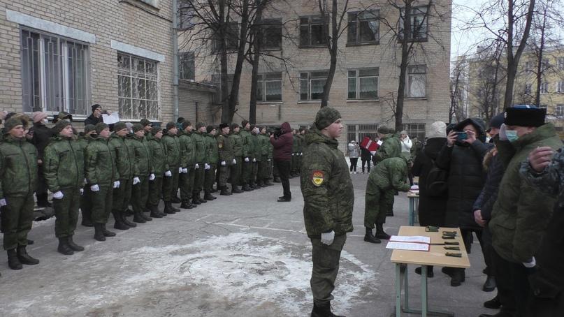 День Присяги в Казачьем кадетском корпусе «ЗлатИКа им. П.П. Аносова», изображение №2