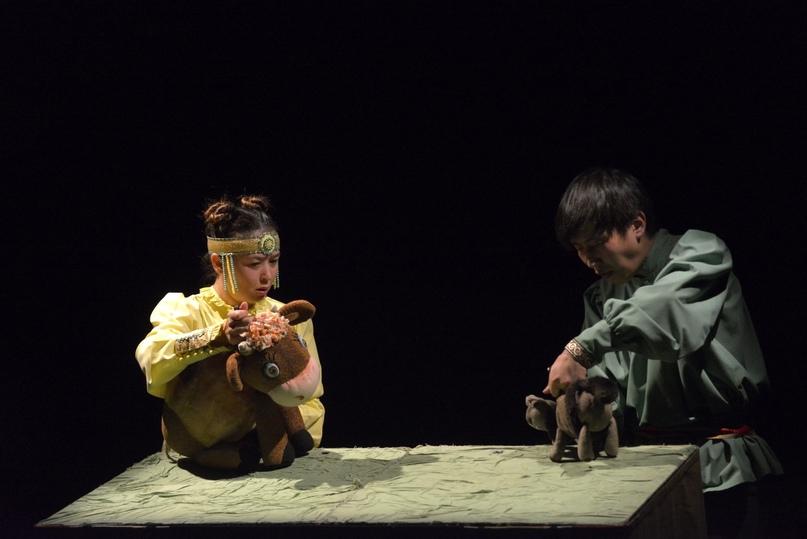 Спектакль «Вечер сказок» Театра кукол «АУ» Республики Саха (Якутия)