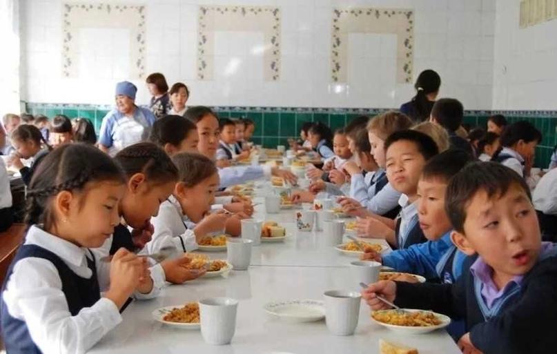 Сегодня на аппаратном совещании Глава Тувы отметил, что меню по бесплатному горя...