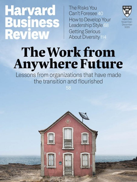 Harvard Business Review USA 11.12 2020