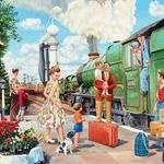 Музыка железных дорог — песни-переделки на День Железнодорожника