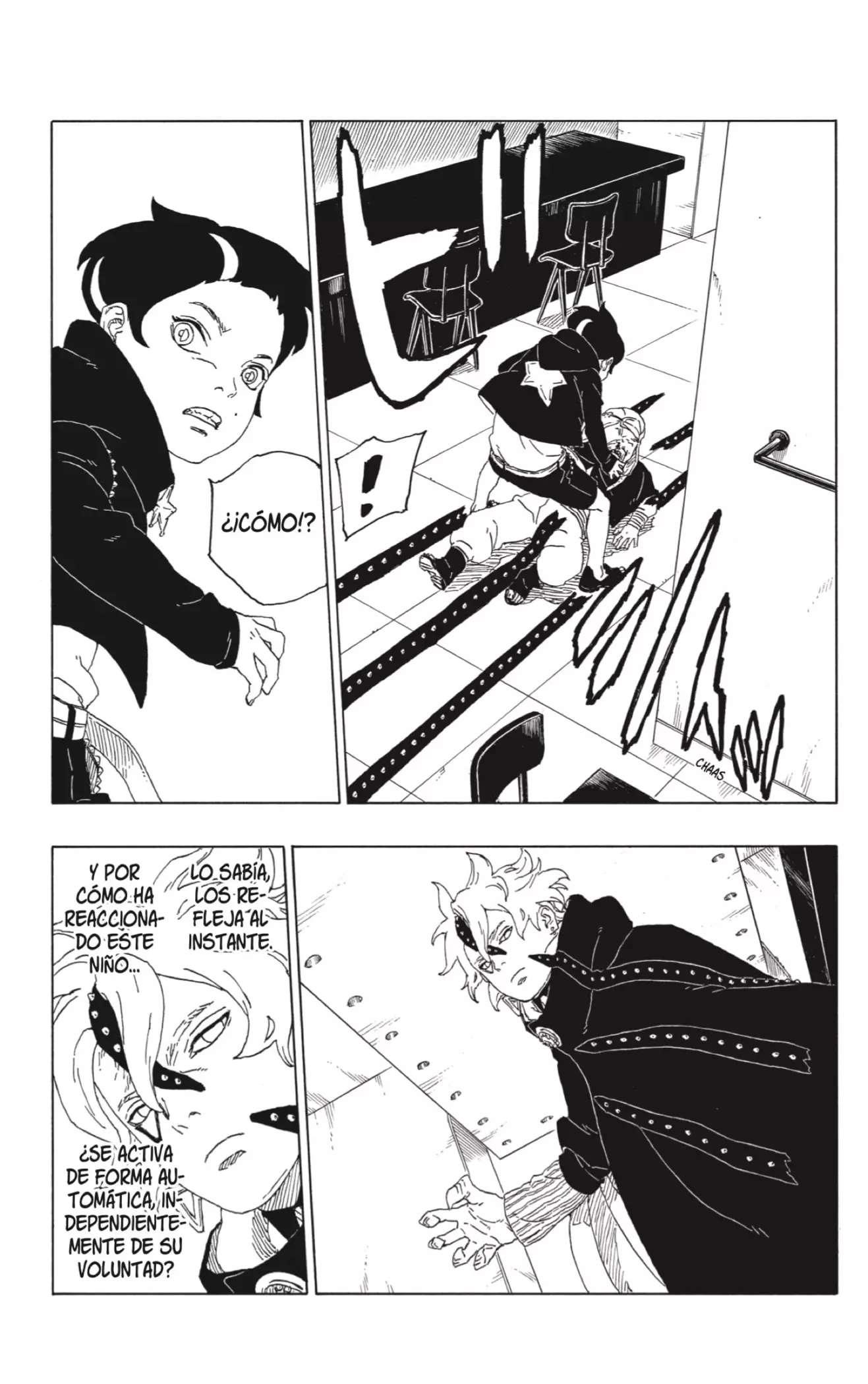 Boruto Manga Capitulo 60, image №13