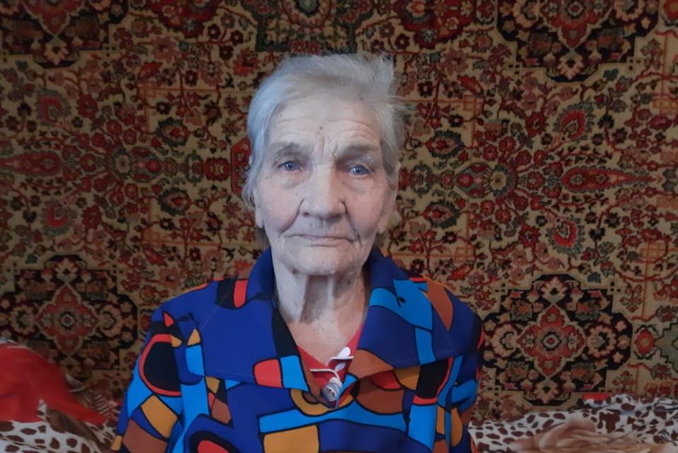 Вчера 95-летие отметила труженица тыла из Петровского района Нина Ивановна ИВАНУШКИНА