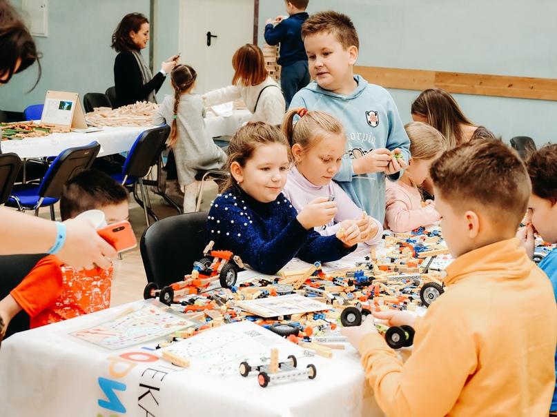 Семейная игротека Конструктория, Тюмень, 16 ноября 2019 - 30