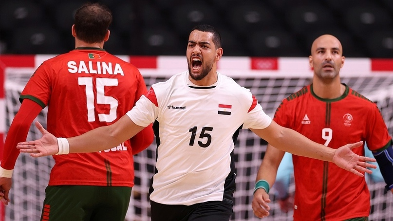 Олимпийский дневник. День 1. Египет заметно сильнее Португалии, Бахрейн — в одном броске от сенсации!, изображение №7