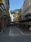 Босния и Герцеговина. Загадочная, разная, место встречи востока и запада... В столице страны - город