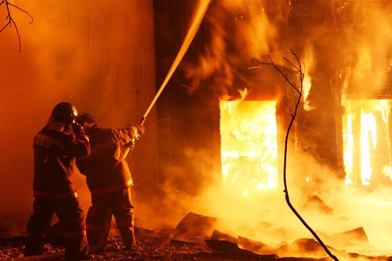 Пожары в Миассе