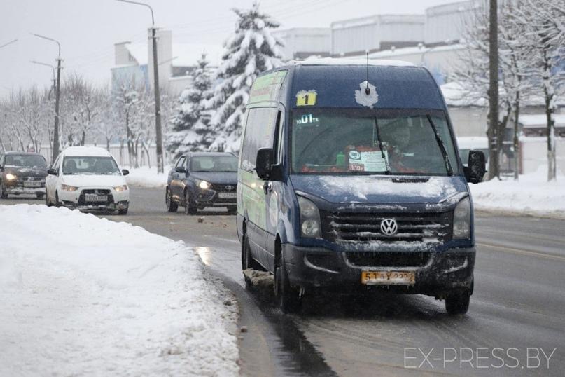 С 1 марта в Борисове подорожает проезд в маршрутках