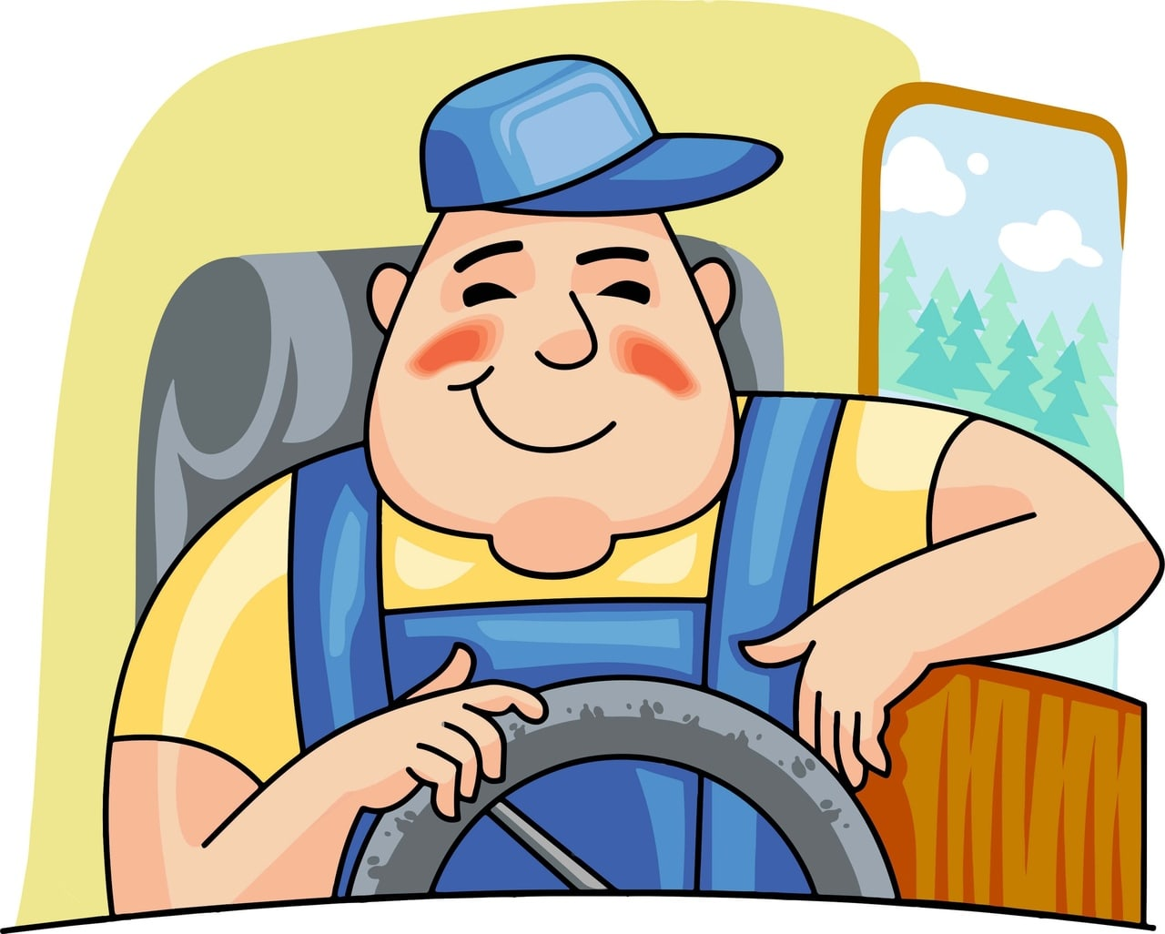 Срочно!!! На пекарню Добрый хлеб требуется водитель-экспедитор.